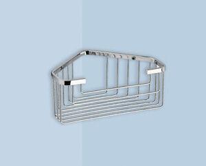 Portasapone porta oggetti spugne vasca box doccia angolare doppio