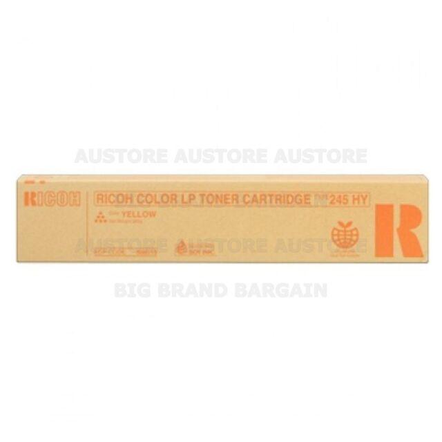 Genuine Original Ricoh Yellow Type 245 Toner Cartridge 888313 for CL4000DN New