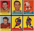1957 Topps Vic Stasiuk #11 Hockey Card