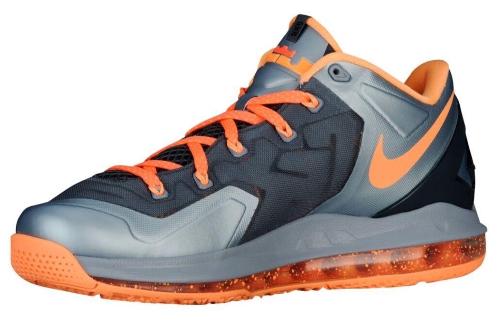 Nike air max lebron xi xi xi niedrige basketballschuh 11 lebron james d2324c