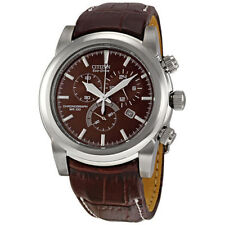 Citizen Eco-Drive WR-100 AT0550-11X Wrist Watch for Men