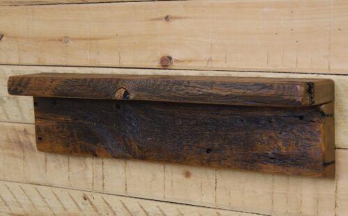 """Reclaimed 30"""" Vintage White Pine shelf"""