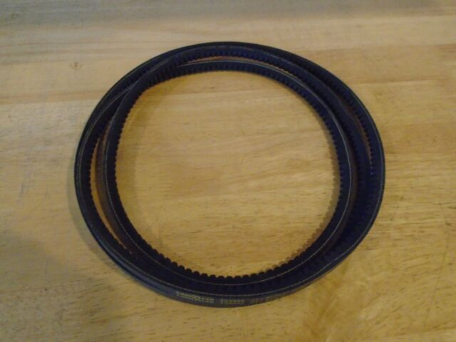 "3-Banded Cogged Belt 3//3VX900-3//8/"" Top Width by 90/"" Length Factory New!"