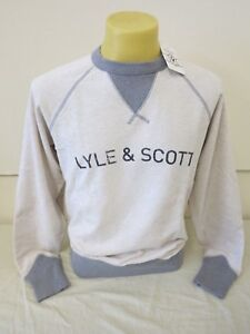 White Sweat Neck Heritage Girocollo Heritage Scott 6 6 Whicker Lyle Bianco Sportswear M Sweat Scott 44 Sportswear Crew 44 M Whicker Lyle qAwZUaZ