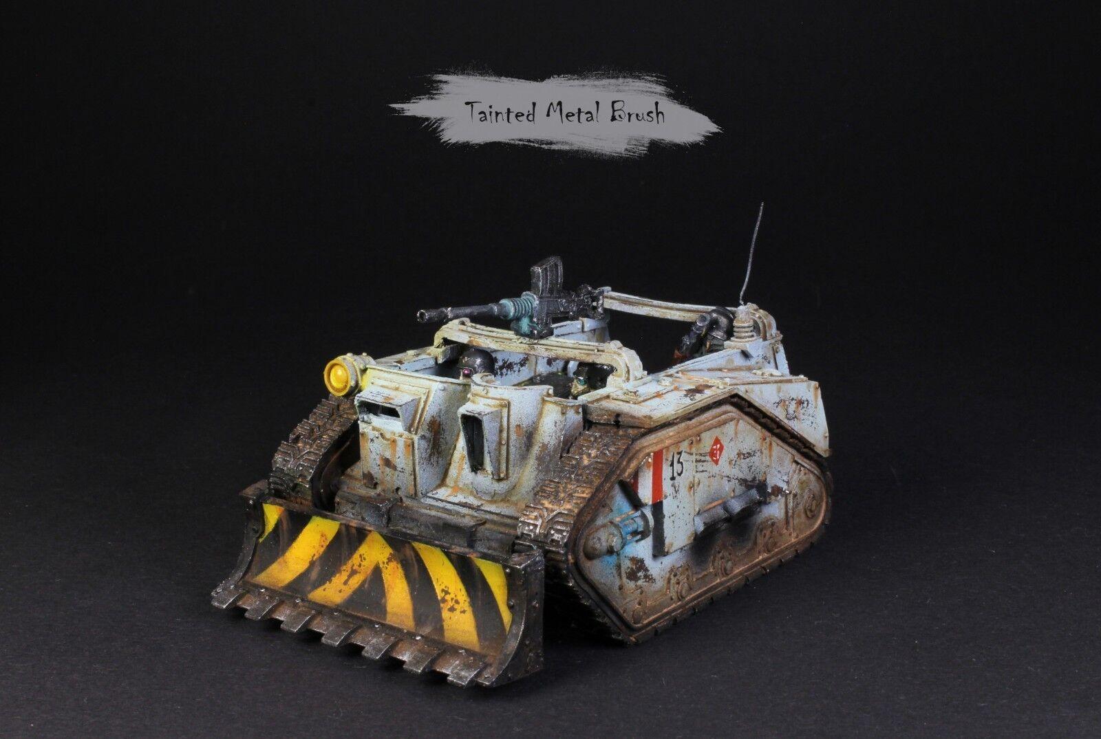 Forgeworld Death Korps of Krieg Centaur Artillery Tractor COMMISION  painting  réductions et plus