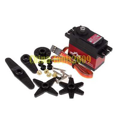 RC JX Digital Servo Steering Arms PDI-6209MG 62g/9KG/0.15sec 180° degree