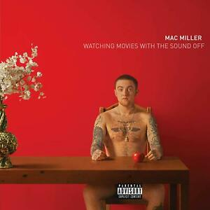 MAC-MILLER-WATCHING-MOVIES-WITH-THE-SOUND-OFF-2-VINYL-LP-NEW