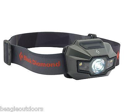 NEW Black Diamond 2015 Storm 160-Lumens LED Headlamp Flashlight Dark Shadow