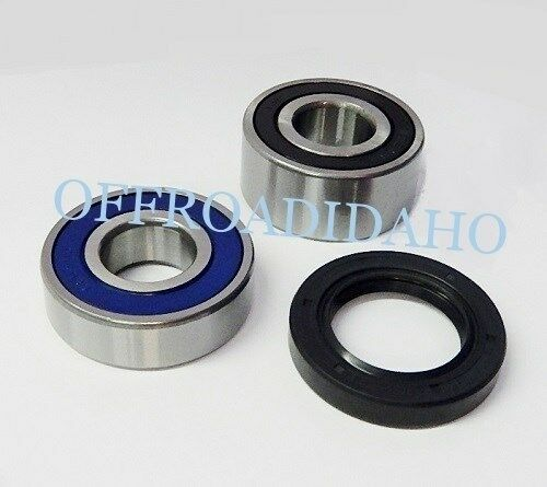 REAR WHEEL BEARING SEAL KIT HONDA VT1100C2 SHADOW AMERICAN CLASSIC ACE 95 96 97