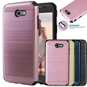 For-Samsung-Galaxy-J3-Emerge-J3-Prime-Luna-Pro-Case-Phone-Cover-Screen-Protector