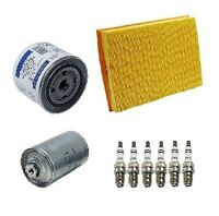 Volvo S90 V90 1997-1998 Oil Fuel Filters Spark Plugs Tune Up Kit Premium on Sale