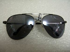 black tinted aviator sunglasses  2 PAIR CLASSIC AVIATOR SUNGLASSES BLACK TINTED LENS METAL FRAME ...
