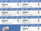 Zebra / Lesehefte 1. Schuljahr (7 Hefte) (2012, Geheftet)