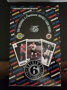 1992-93-Ultimate-Hockey-Original-6-Box-36-Packs