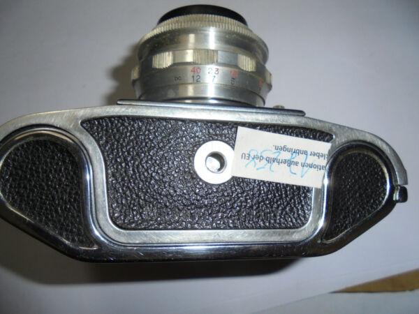 17258 Dugroupe Ihagee Dresde Caméra Et Meritar 2.9/50 Baïonnette-luß