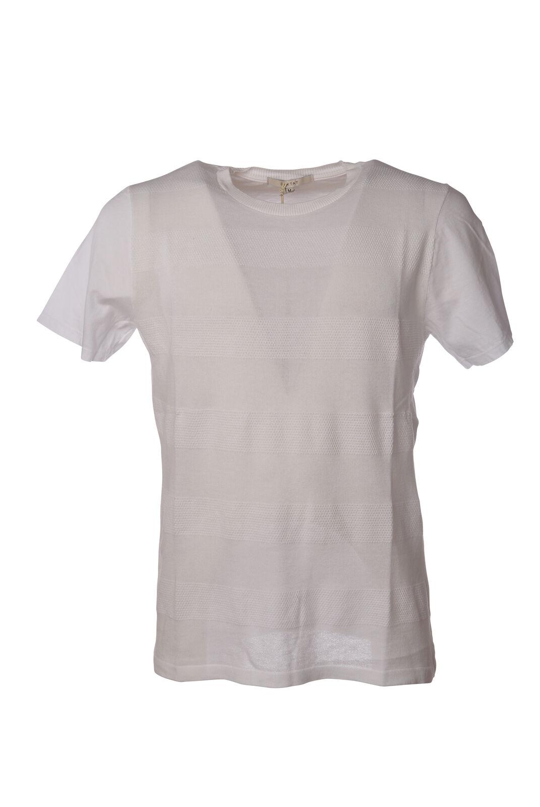 Diktat - Knitwear-Sweaters - Man - Weiß - 5251420F181230