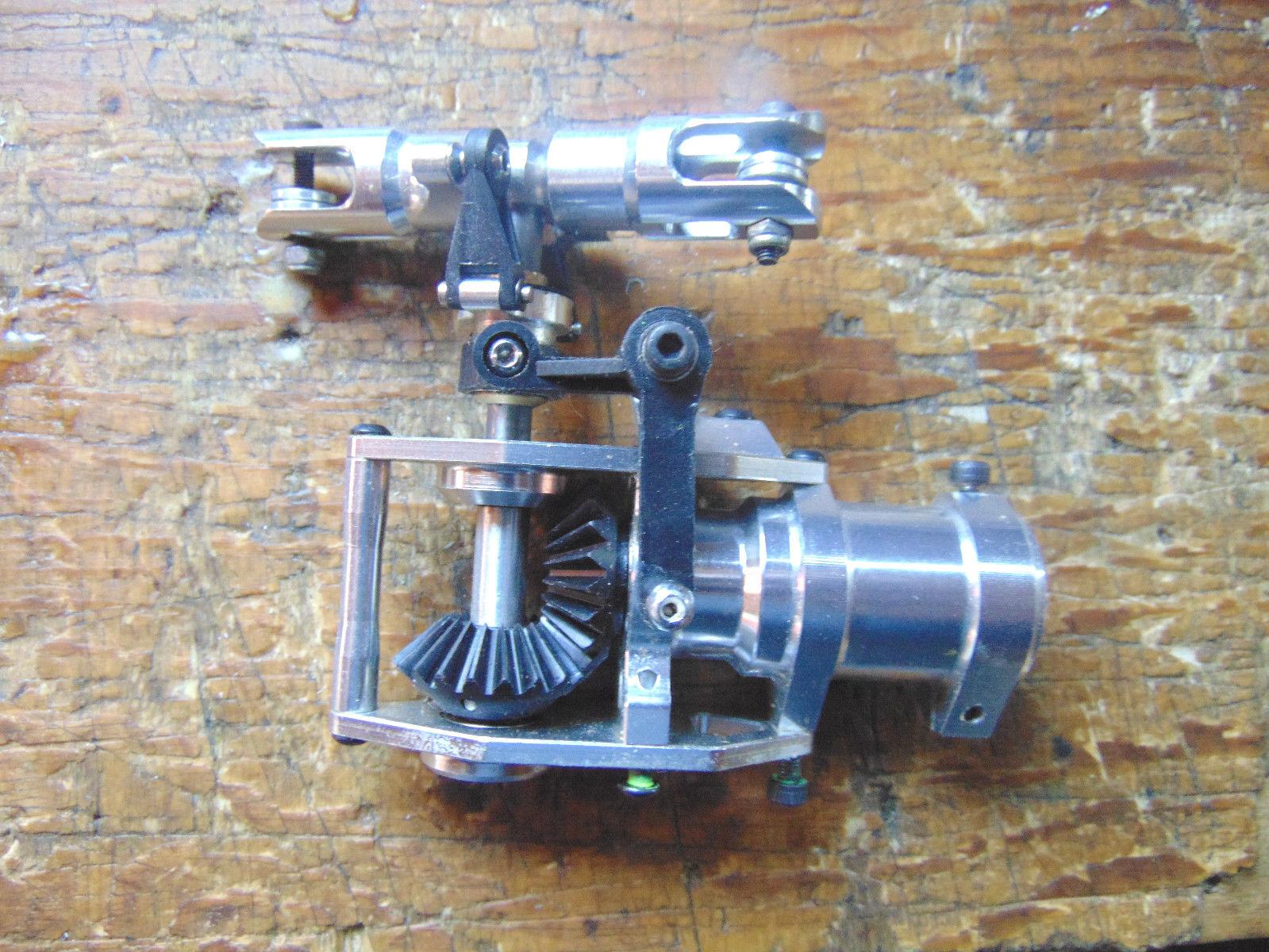 Synergy E7 in lega assieme scatola ingranaggi del rotore di coda per unità di coppia
