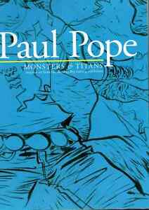 Paul Pope: Monsters & Titans - Battling Boy on Tour by Paul Pope Paperback Book - Deutschland - Paul Pope: Monsters & Titans - Battling Boy on Tour by Paul Pope Paperback Book - Deutschland
