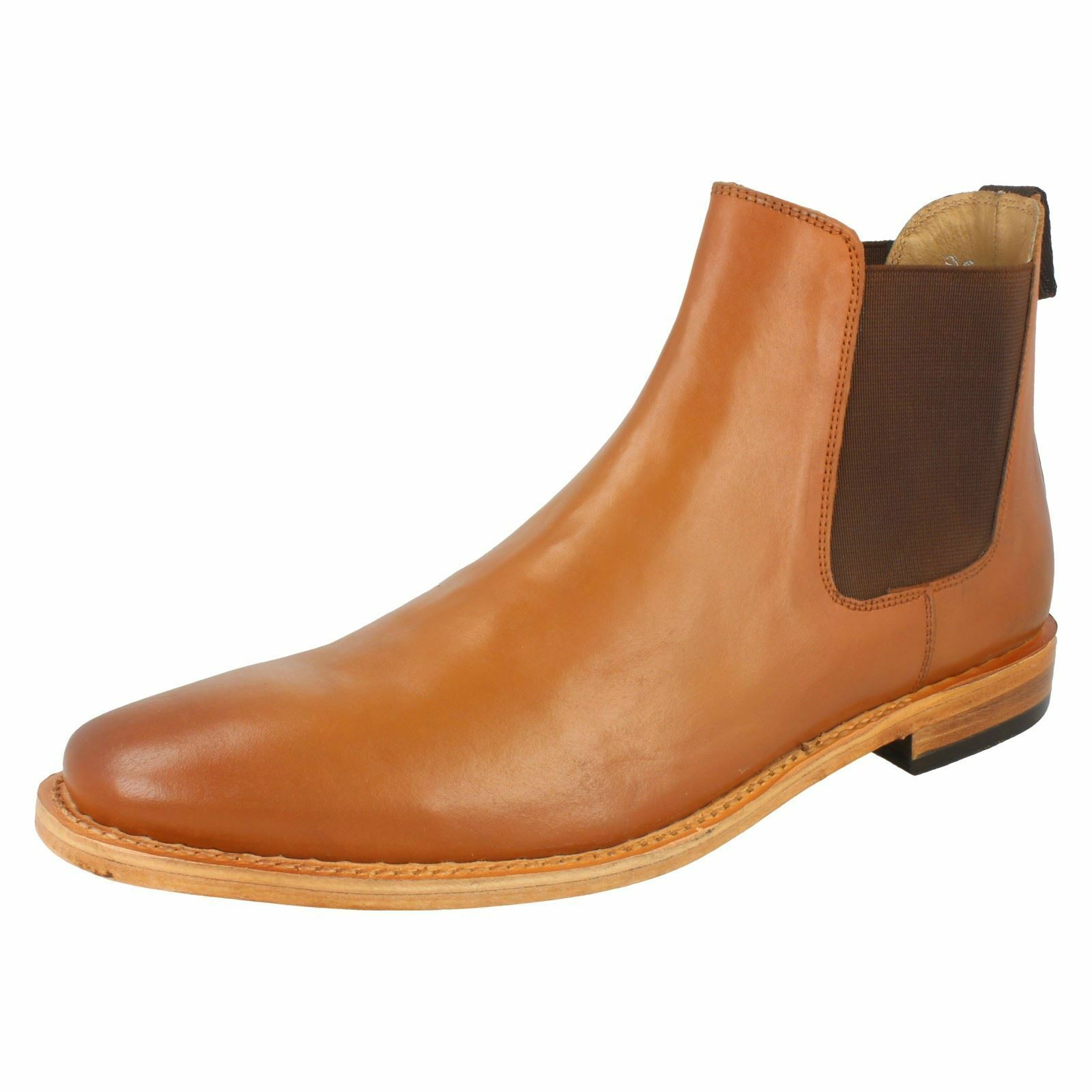 Mens Harrykson Chelsea Stiefel - MH3013T