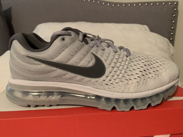 Men's Nike Air Max Wright Running Shoes Cool Grey White
