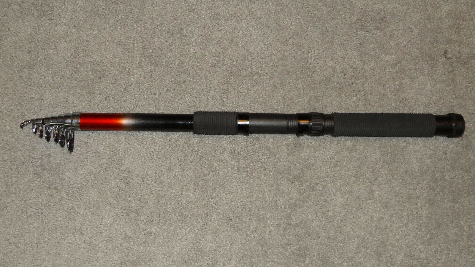 Daiwa Telescopic Rod 576M-360 8 section length   3.60 m or 11.8 ft New never used  the best selection of