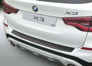 Voll-Ladekantenschutz-BMW-X3-G01-SE-PASSGENAU-amp-Abkantung-RGM-ab-BJ-10-2017-gt