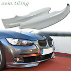 PAINTED BMW E92 3-Series Coupe OE Front Bumpe Lip Splitter PP 328i 335i Pre-LCI