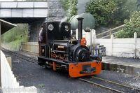He 0-4-0st Alan George Henllan Teifi Valley Railway, Dyfed Rail Photo B