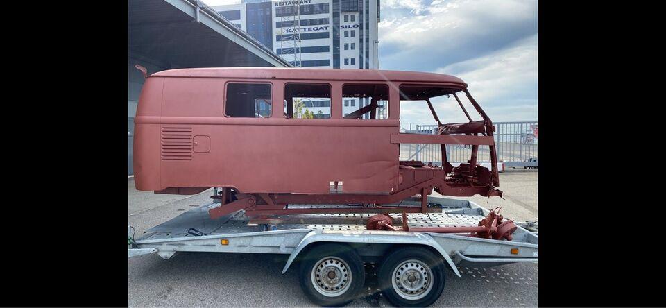 VW T1, Benzin, 1964