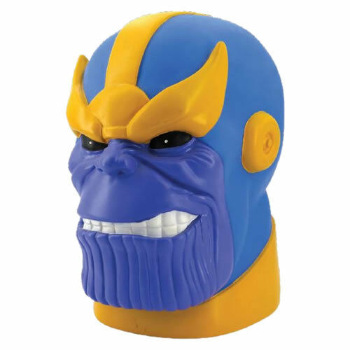 Banks - Marvel - Avengers 3 Infinity War Movie - Thanos Head FACTORY SEALED