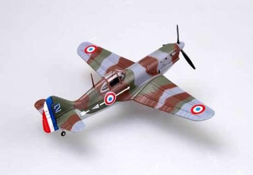 Easy Model Dewoitine D.520 Pilot officer Madon/'s GCI//3 1:72 Fertigmodell NEU OVP