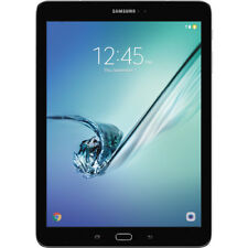 "New Samsung Galaxy Tab S2 9.7"" 32GB Android 4G LTE SM-T818 Black"