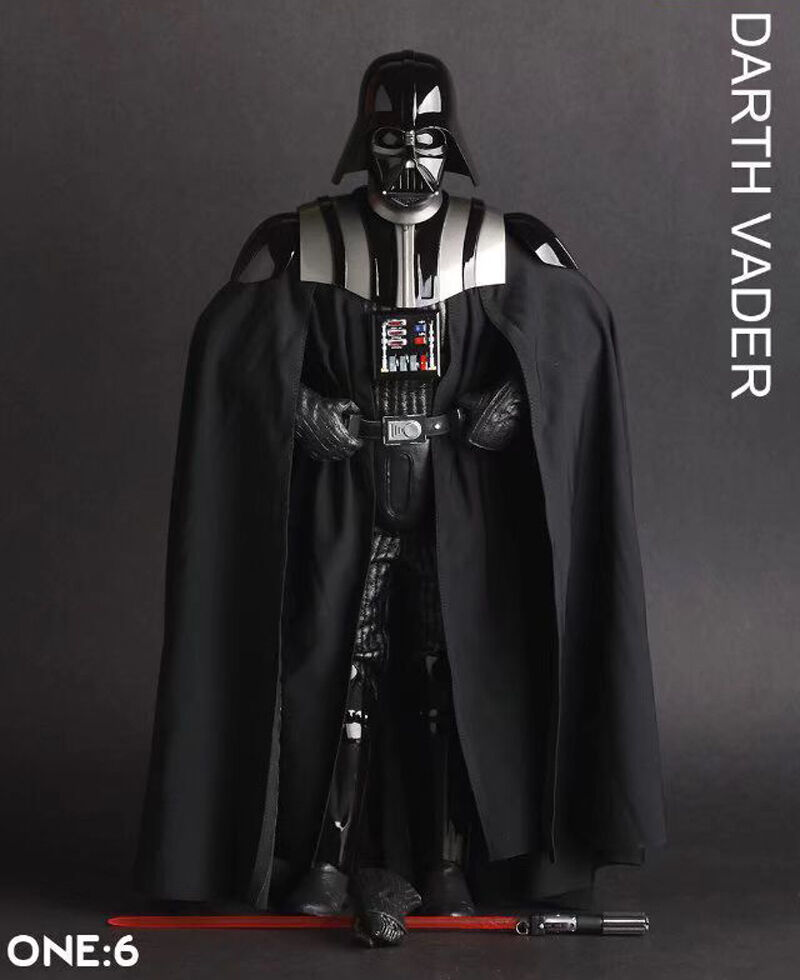 Crazy Toys Star Wars Darth Vader Model Action Action Action Figure Toy Doll Statue Collectible 966c14