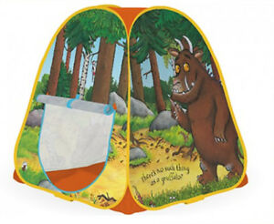child indoor tent. Image is loading Gruffalo Play Tent Pop Up Kids Toddlers Child  indoor Toy Den eBay