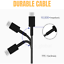 miniature 3 - LOT-OF-100X-USB-C-Type-C-Cable-Samsung-Fast-Charger-Charging-Cord-Wholesale-Bulk