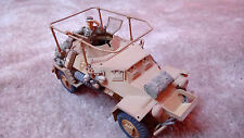 GERMAN SD.KFZ.222 PANZERSPAHWAGEN ARMOURED CAR B 1/35 PRO BUILT / MADE