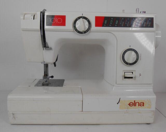 Elna 40 Sewing Machine EBay Custom Sewing Machine Elna