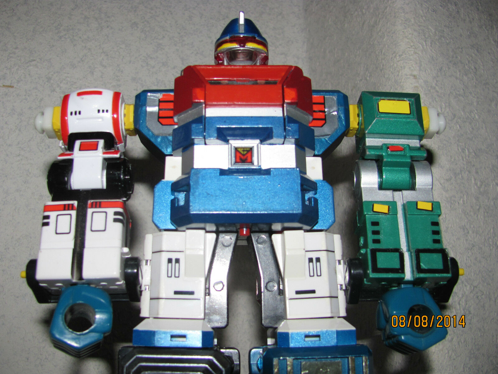 Robot God Mars DX  Popy del '76 made in Japan