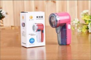 Portable Electric Lint Remover Hair Ball Trimmer Sweater Cloth Shaver