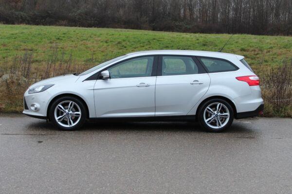 Ford Focus 1,0 SCTi 125 Titanium stc. ECO - billede 1