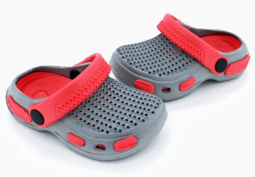 Sabots babyclogs flops sandales enfants Baby Clog Pantoufles Chaussures typ430