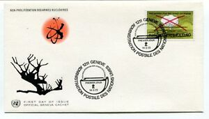 Acheter Pas Cher 1972 First Day Issue Official Geneva Cachet Geneve Administration Postale Space Correspondant En Couleur