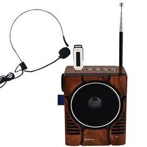 CASSA SPEAKER PORTATILE MOBILE MINI CASSE MP3 PC USB CON MICROFNO KARAOKE