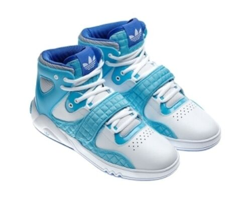 Adidas Originals Women's Roundhouse Mid Sneakers  Size 7 us G56811