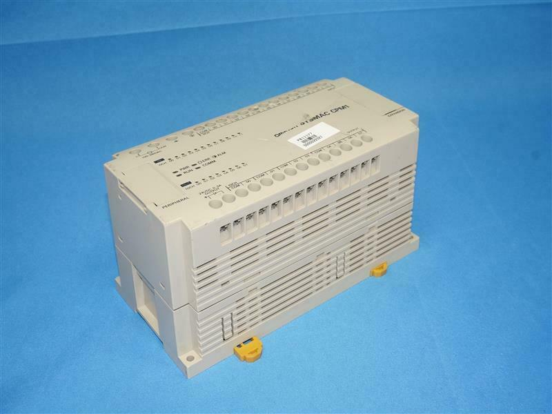 Omron CPM1-20CDR-A CPM120CDRA Sysmac Programmable Controller w  breakage