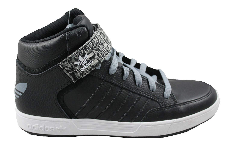 Adidas Men's Varial Mid G98139 BLACK1 MIDGREY TECGRE Men Size 7 US
