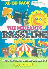 The Midlands Bassline Gathering – 2016 – 4x4 Arena