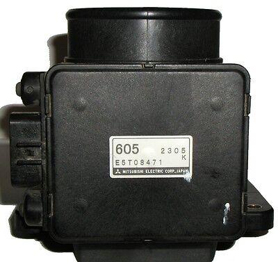 GENUINE Mass Air Flow MAF Sensor E5T08471 For 605 Mitsubishi Lancer 02-07 2.0L