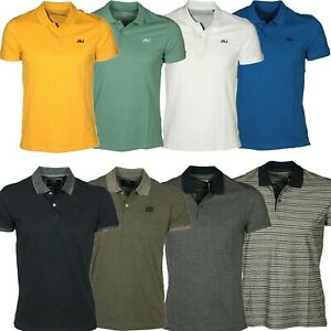 Jack-amp-Jones-Mens-Polo-Shirts-Crew-Neck-Short-Sleeve-Casual-T-Shirts-S-to-2XL