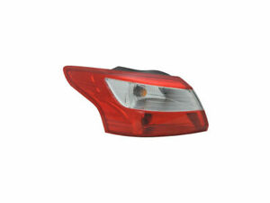 For 2012 2014 Ford Focus Tail Light Assembly Left Driver